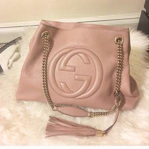 AUTHENTIC Gucci Soho bag